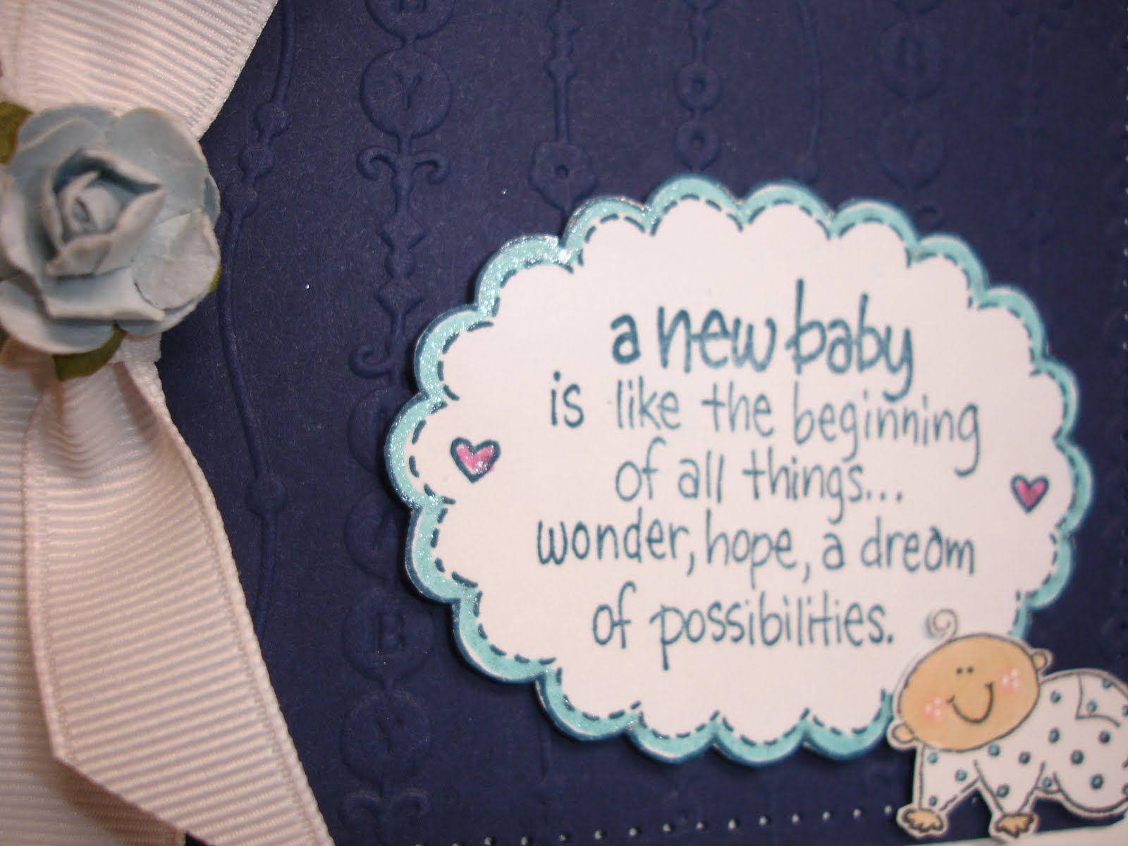 003 Stupendou Thank You Card Wording Baby Shower Gift Design  For Multiple GroupFull