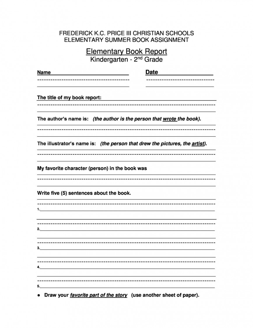 003 Surprising Blank Book Report Form 6th Grade Design  Free Printable Template