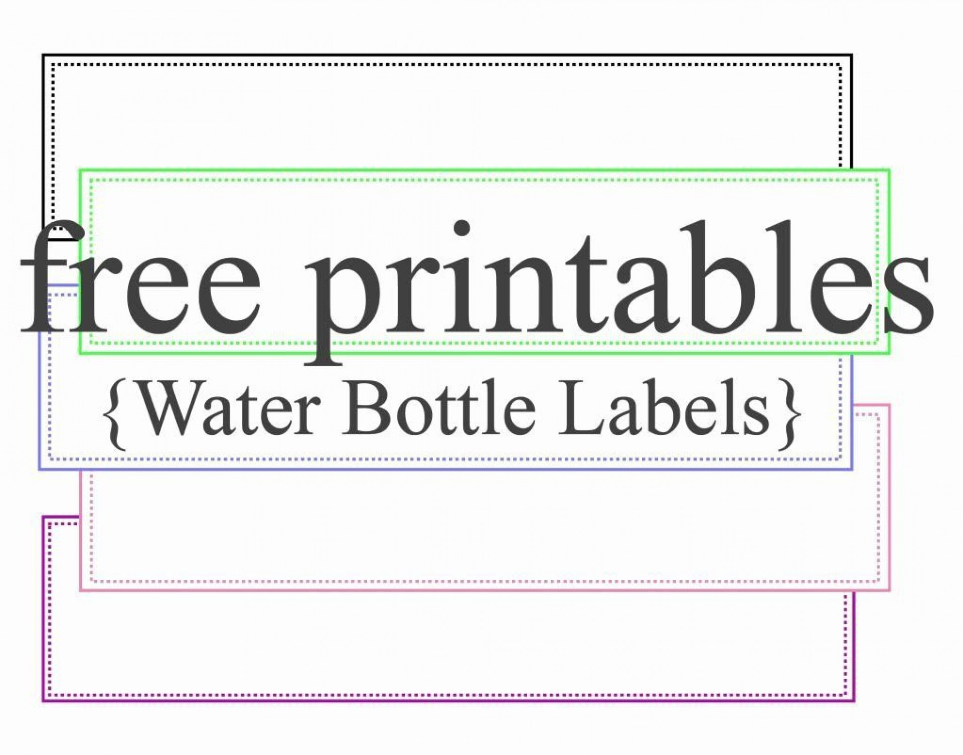 003 Surprising Bottle Label Template Free Highest Clarity  Mini Wine Water Birthday Champagne Download1920
