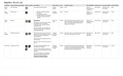 003 Surprising Construction Punch List Template Xl Picture  Xls