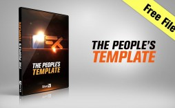 003 Surprising Free After Effect 3d Template Design  Templates Photo Slideshow Videohive Flag Collection –