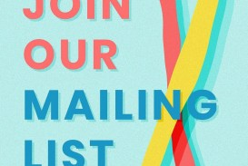 003 Surprising Join Our Mailing List Template Highest Clarity  Email