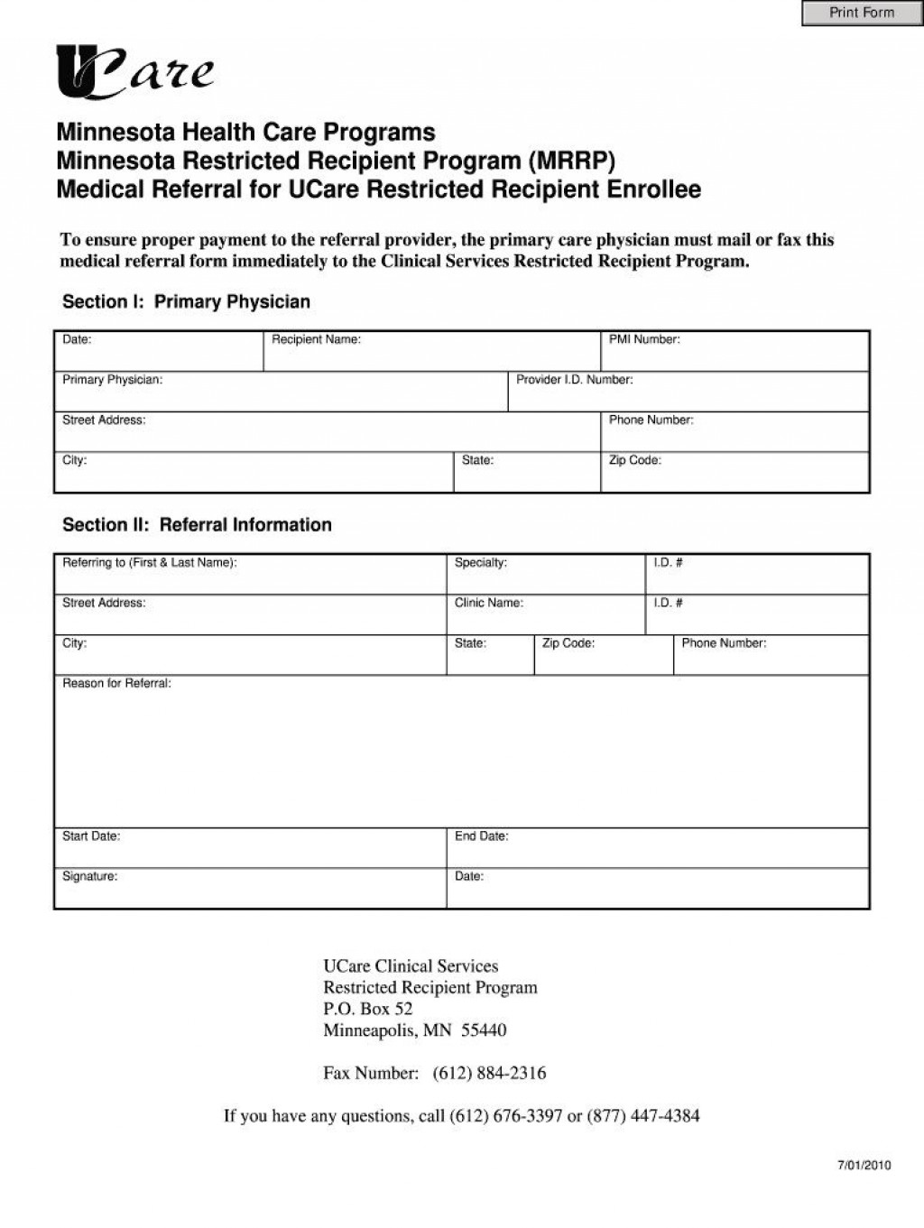 003 Surprising Medical Referral Form Template Highest Quality  Dental Patient Doctor Free PhysicianLarge