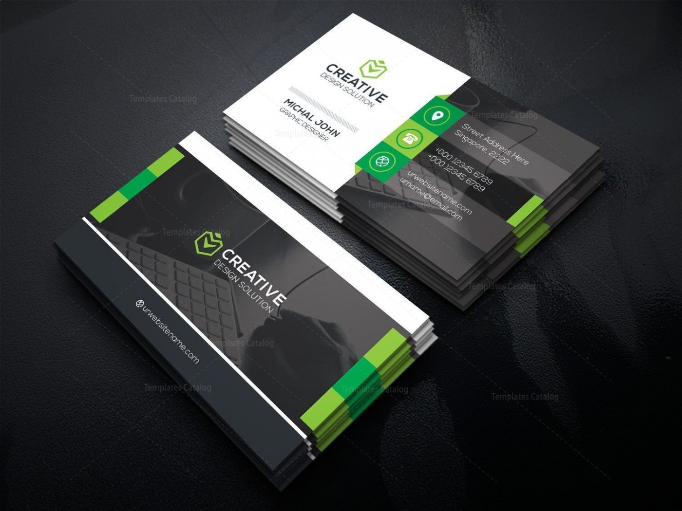 003 Surprising M Office Busines Card Template Image  Microsoft 2010 2003 20071400
