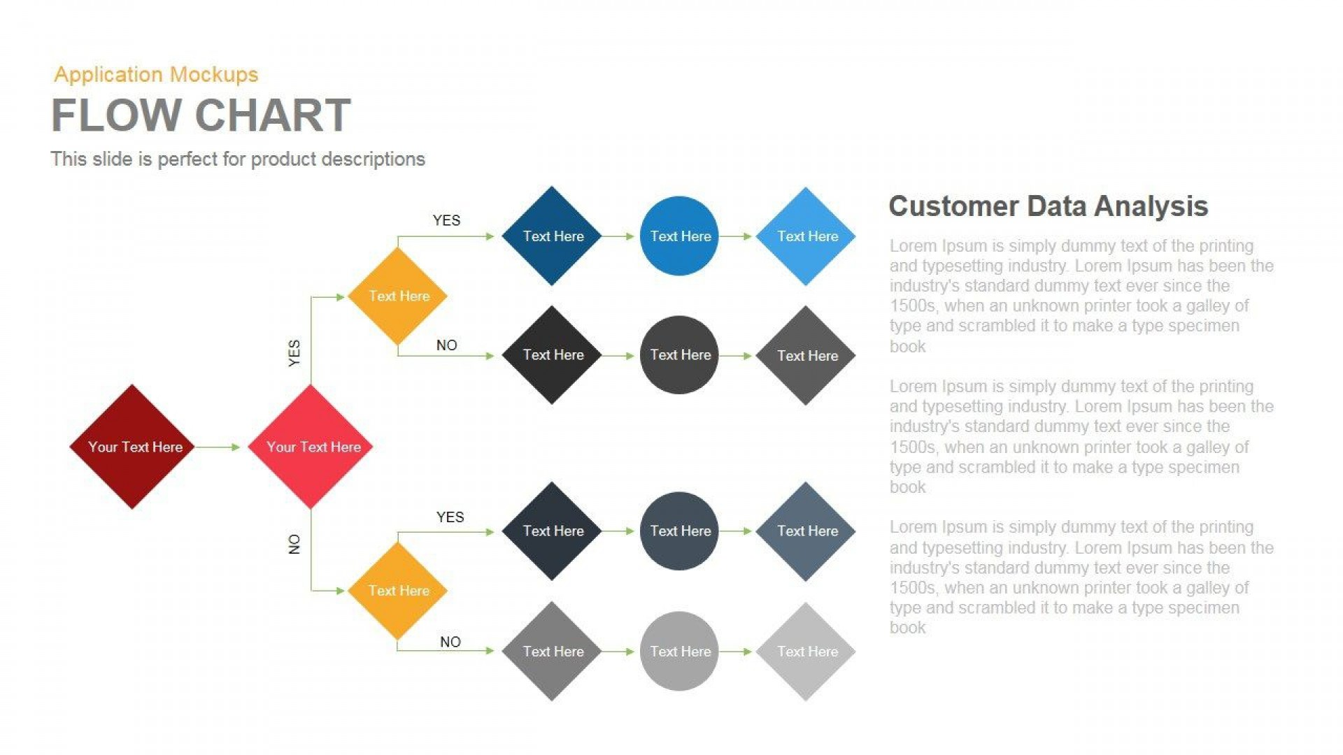003 Surprising Ppt Flow Chart Template Design  Powerpoint Flowchart Smartart1920