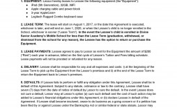 003 Surprising Rent To Own Contract Template Philippine Inspiration  Philippines Sample