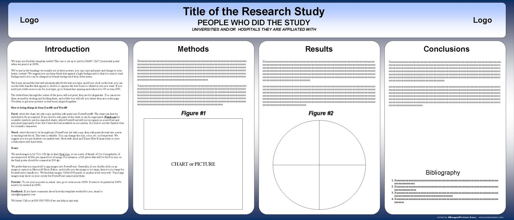 003 Surprising Research Poster Template Powerpoint Photo  Scientific PptFull