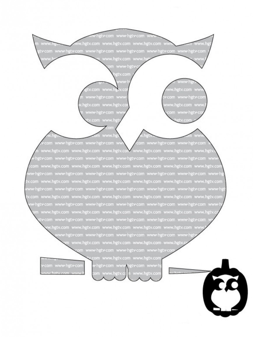 003 Top Free Pumpkin Template Printable High Definition  Carving Pattern Cat