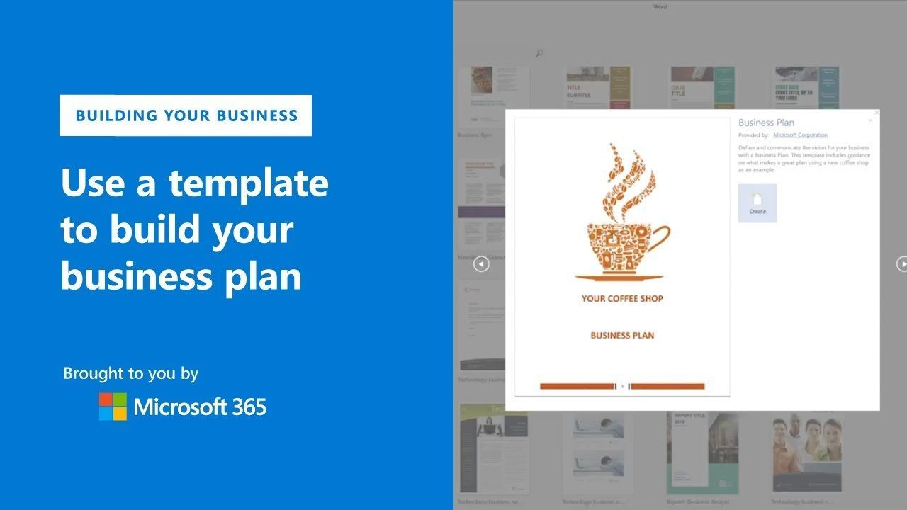 003 Top Microsoft Word Busines Plan Template Inspiration  2010 2007Full
