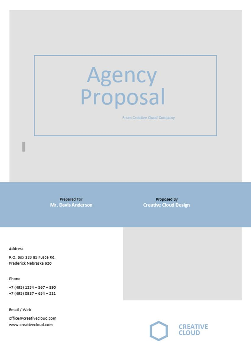 003 Top Microsoft Word Busines Proposal Template Inspiration  Letter Free DownloadFull