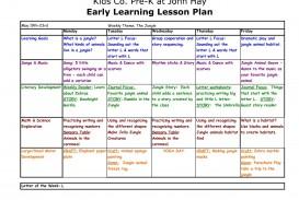 003 Top Preschool Weekly Lesson Plan Template Highest Clarity  Pdf Sample Free Printable