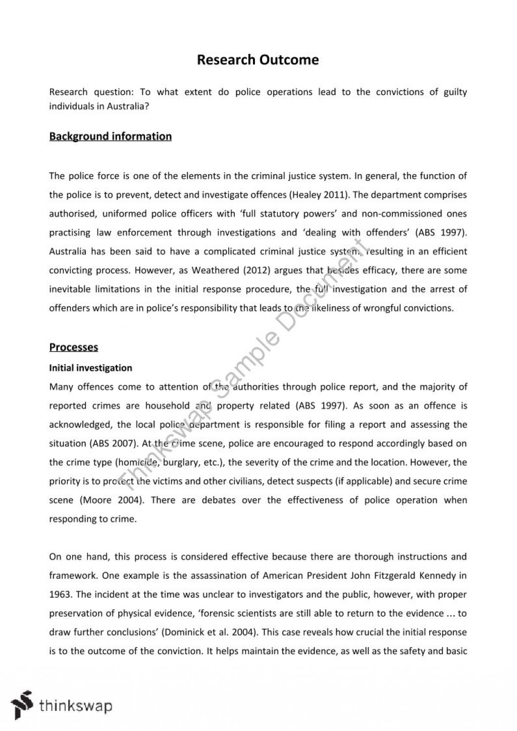 003 Top Research Project Proposal Example Sace Large