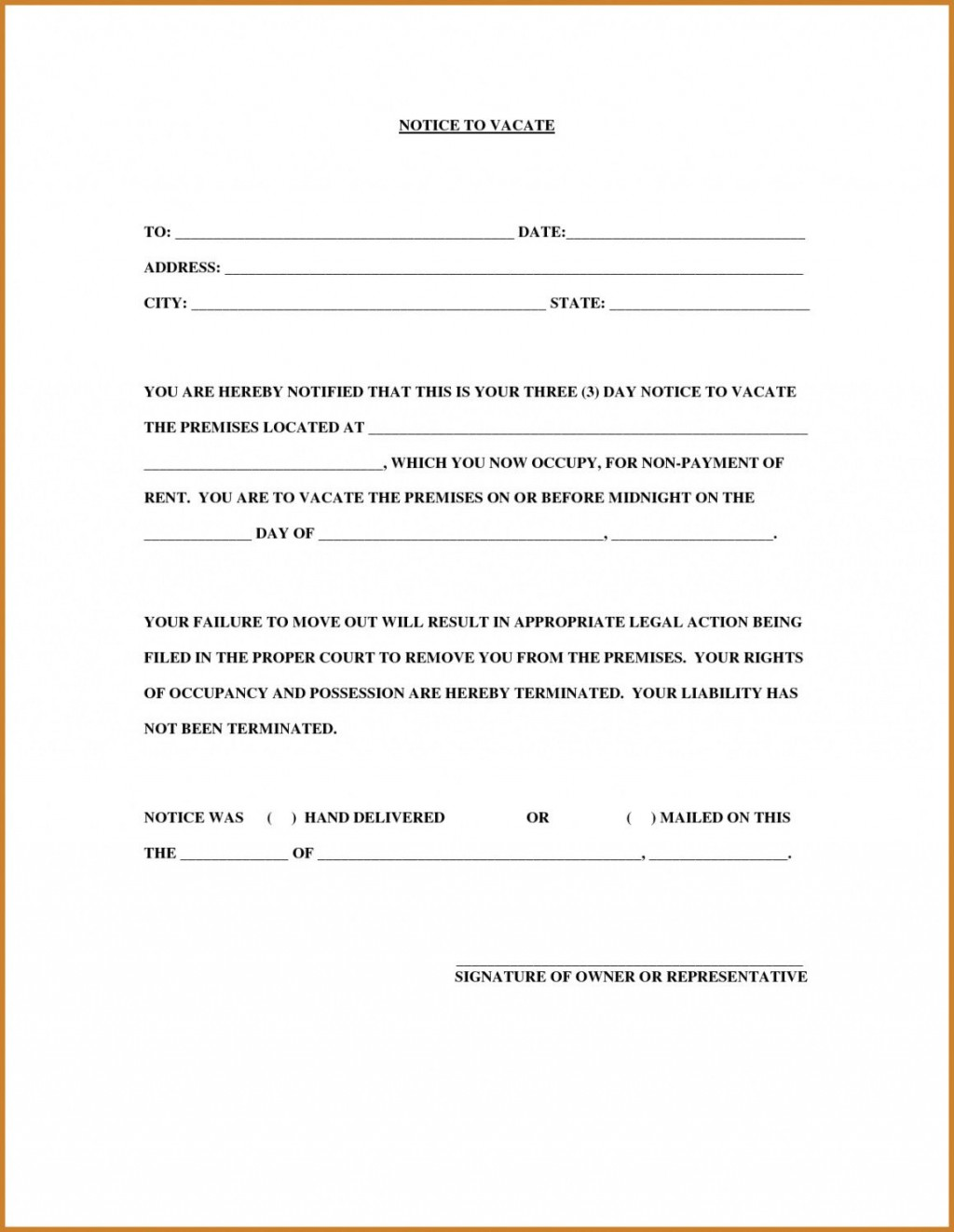 003 Unbelievable 30 Day Eviction Notice Template Picture  Pdf FormLarge