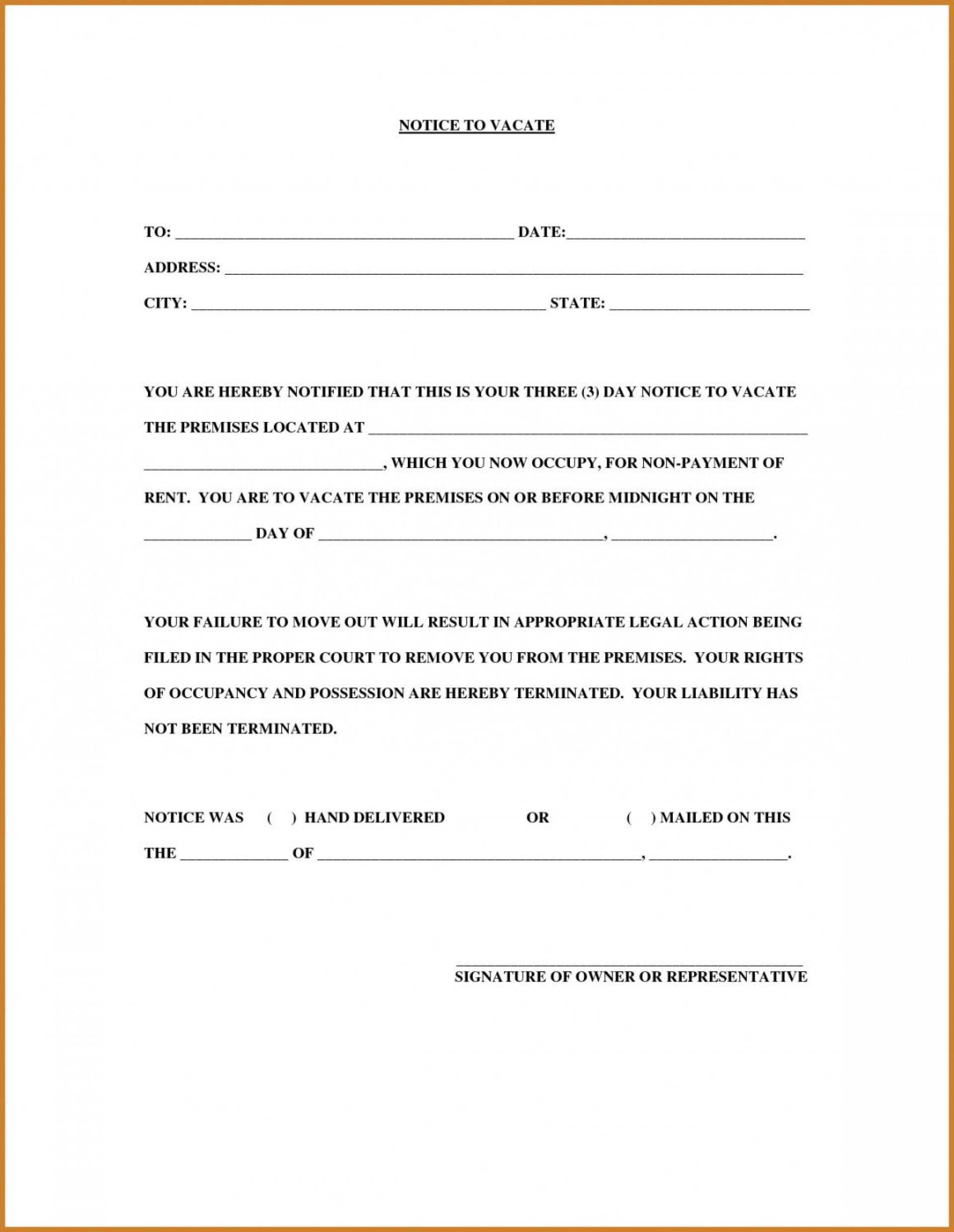 003 Unbelievable 30 Day Eviction Notice Template Picture  Pdf Form1920