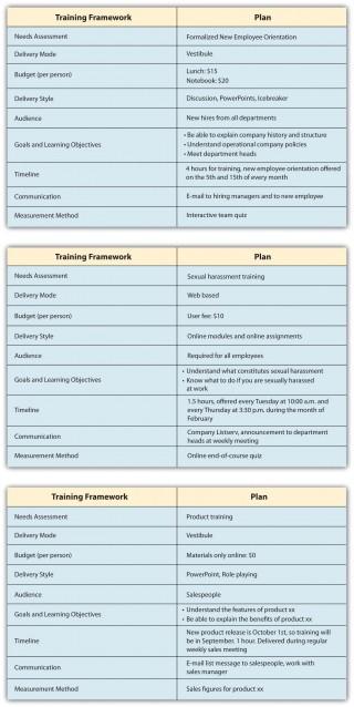 003 Unbelievable Employee Development Plan Example Sample  Workforce Personal Career320