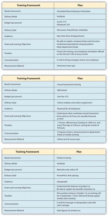 003 Unbelievable Employee Development Plan Example Sample  Workforce Personal Career360