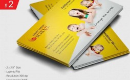 003 Unbelievable Free Blank Busines Card Template Photoshop Design  Download Psd