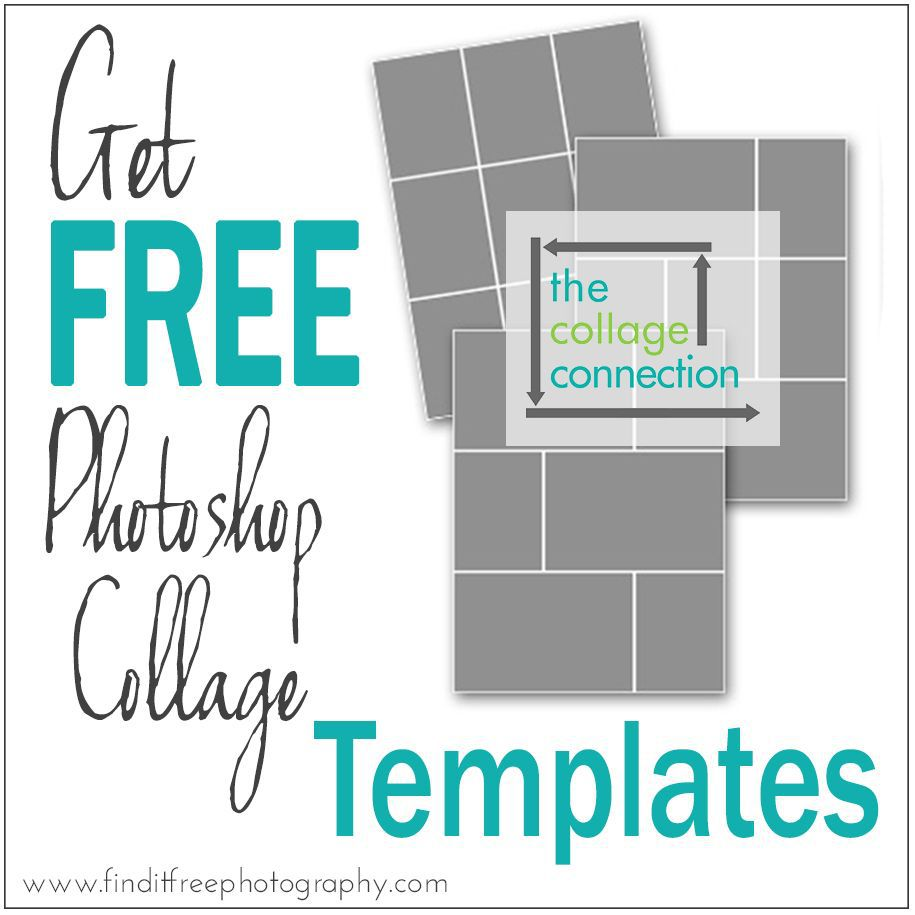 003 Unbelievable Free Photoshop Collage Template Image  Templates Psd Download Photo For ElementFull