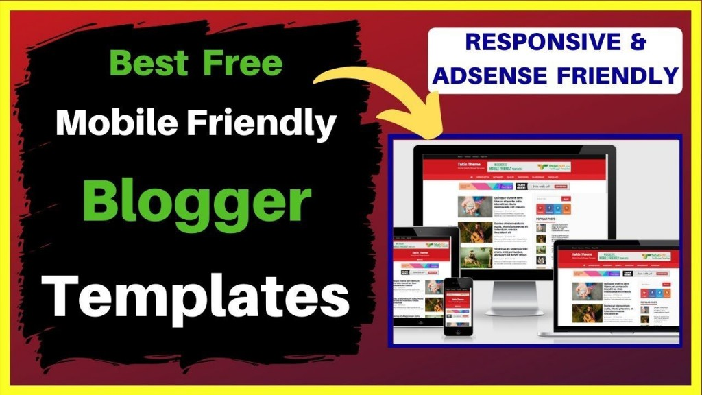 003 Unbelievable Free Responsive Seo Friendly Blogger Template High Def Large