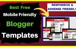 003 Unbelievable Free Responsive Seo Friendly Blogger Template High Def