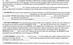 003 Unbelievable Generic Rental Agreement Free High Definition  Template Word Printable