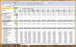 003 Unbelievable Microsoft Excel Weekly Cash Flow Template Sample  Forecast