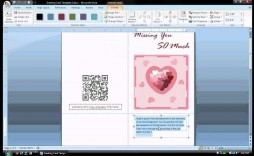 003 Unbelievable Microsoft Word Card Template Highest Clarity  Birthday Half Fold Place Download Free