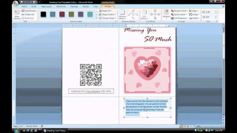 003 Unbelievable Microsoft Word Card Template Highest Clarity  Birthday Download Busines Free480