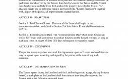 003 Unbelievable Sample House Rental Agreement Template High Definition  Contract Lease