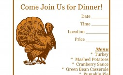 003 Unbelievable Thanksgiving Flyer Template Free Idea  Food Drive Party