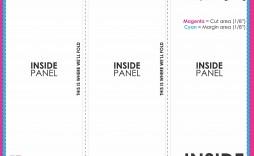 003 Unbelievable Three Fold Brochure Template Google Doc Photo  Docs