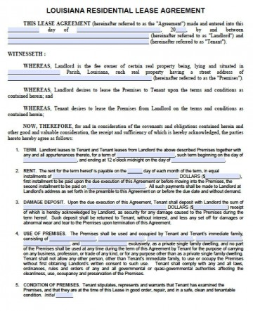 003 Unforgettable Housing Rental Agreement Template Free Photo 360