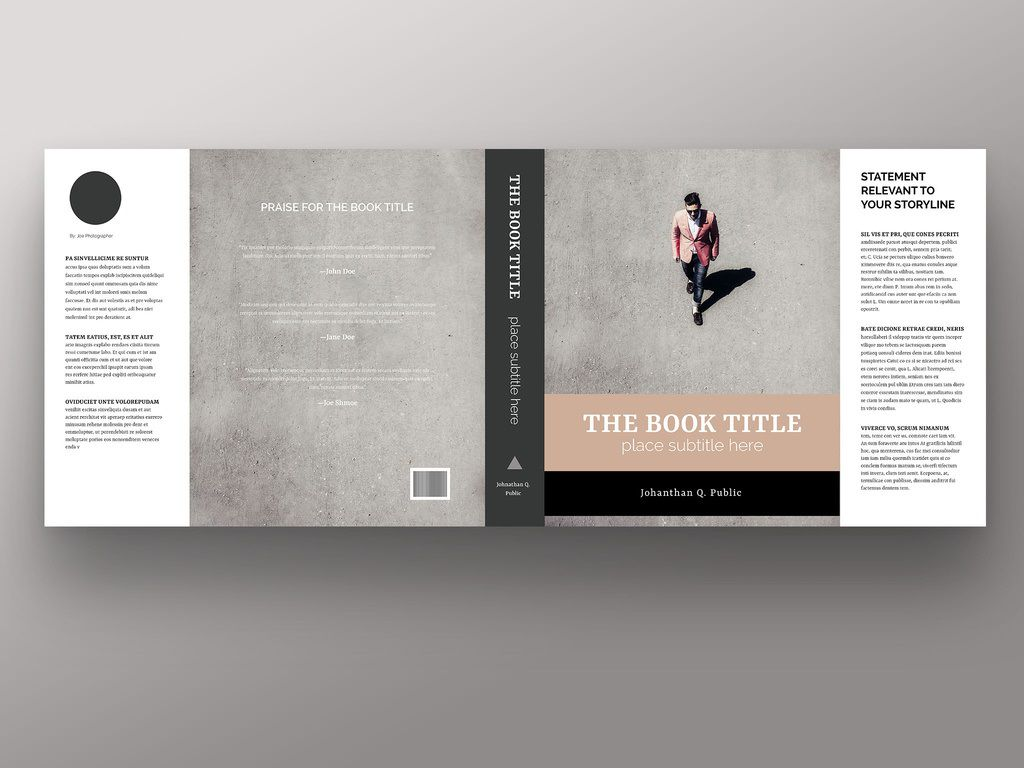 003 Unforgettable Indesign Book Layout Template Sample  Free DownloadFull