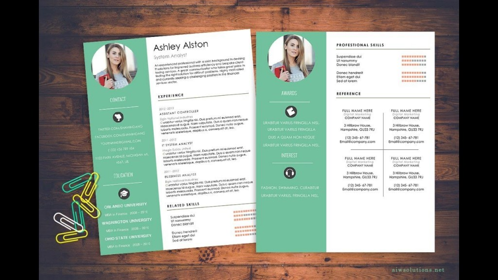 003 Unforgettable Make A Resume Template In Word Example  How To 2010 2007Large