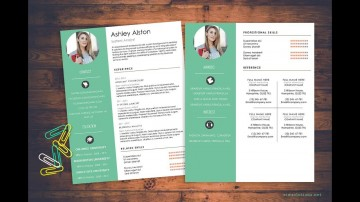 003 Unforgettable Make A Resume Template In Word Example  How To Create 2010 2013360