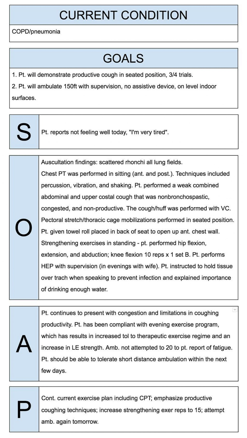 003 Unforgettable Soap Note Template Pdf Image  Massage Free ChiropracticLarge