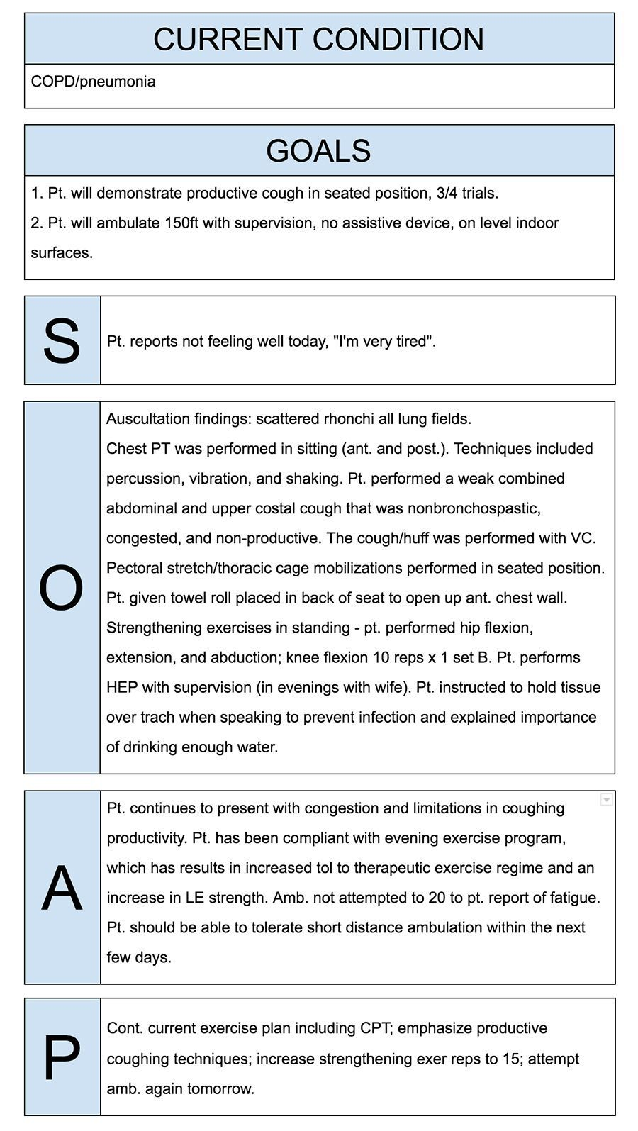 003 Unforgettable Soap Note Template Pdf Image  Massage Free ChiropracticFull
