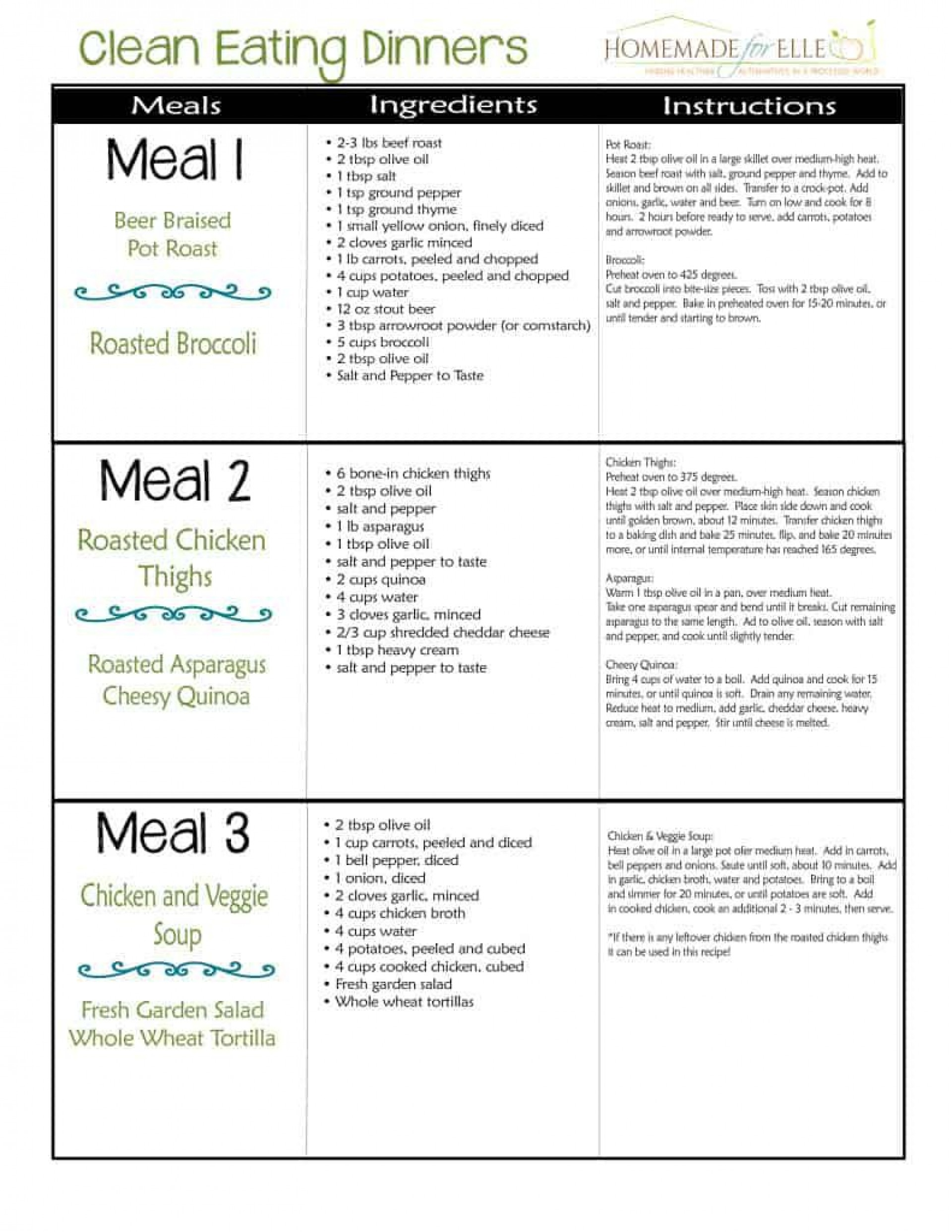003 Unforgettable Weekly Meal Plan Example Image  Examples Keto One Week Template1920