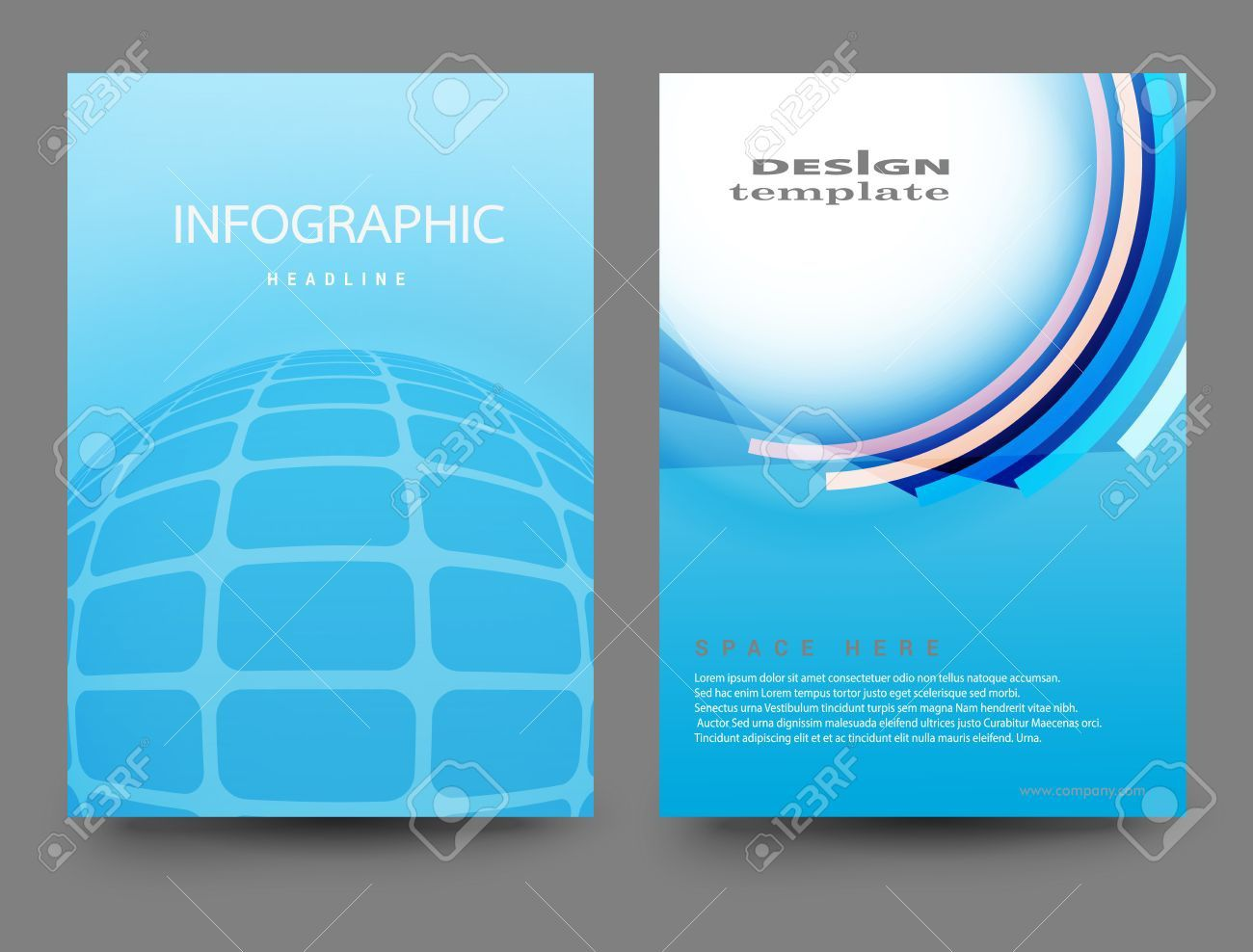 003 Unique Book Front Page Design Template Free Download Photo  Cover PsdFull