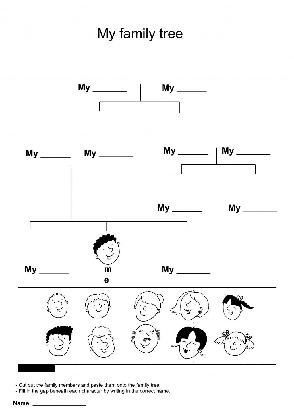 003 Unique Family Tree Template Google Doc Picture  Docs I There A On Free EditableLarge