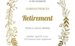 003 Unique Free Retirement Invitation Template Picture  Templates Microsoft Word Party Flyer