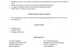 003 Unique List Of Job Reference Example Photo  Format Employment
