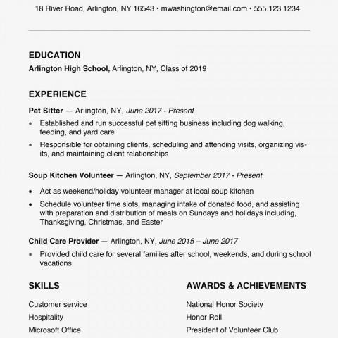 003 Unique Resume Template High School Highest Clarity  Student Australia For Google Doc Graduate Microsoft Word480