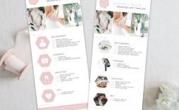 003 Unique Wedding Timeline Template Free Download Photo