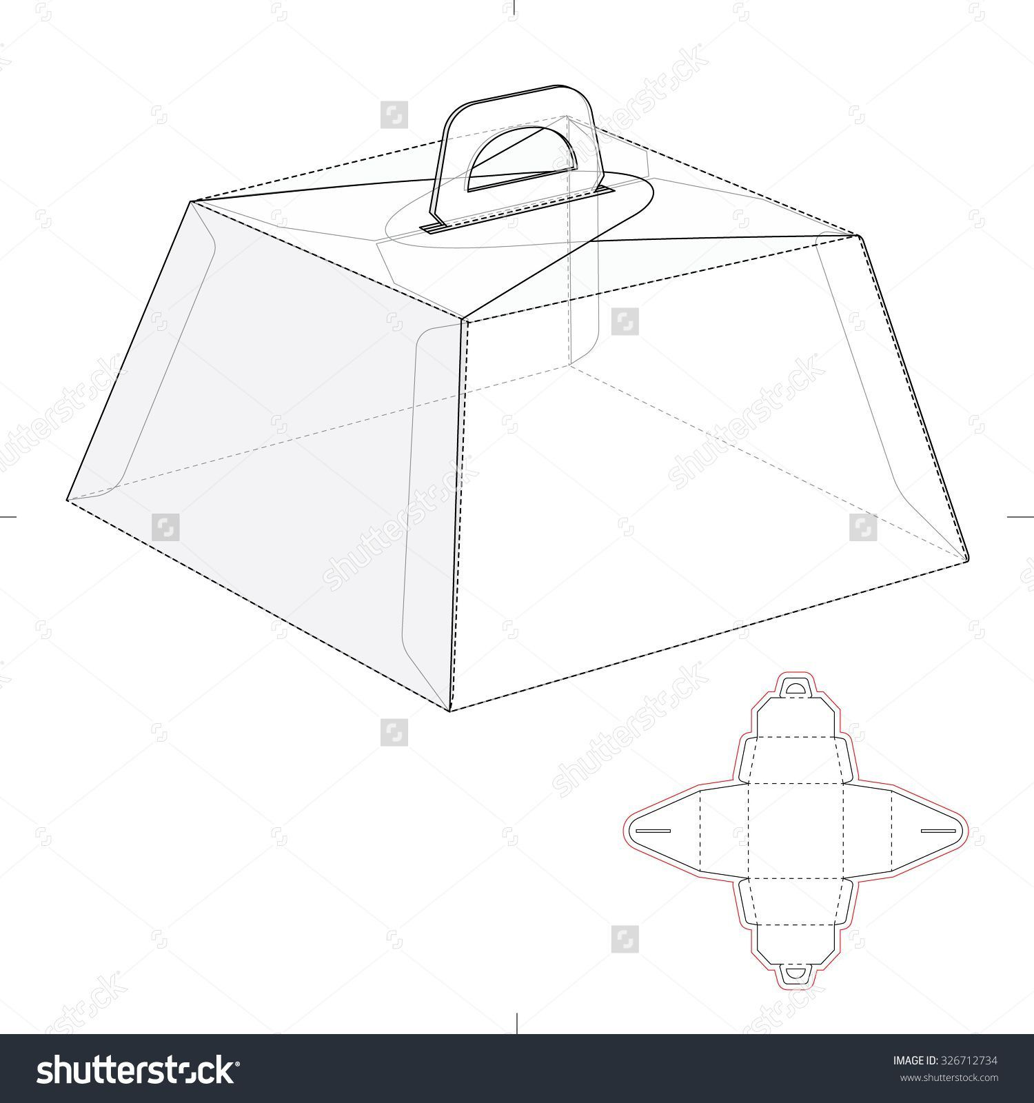 003 Unusual Box Design Template Free Inspiration  Text Download PackagingFull