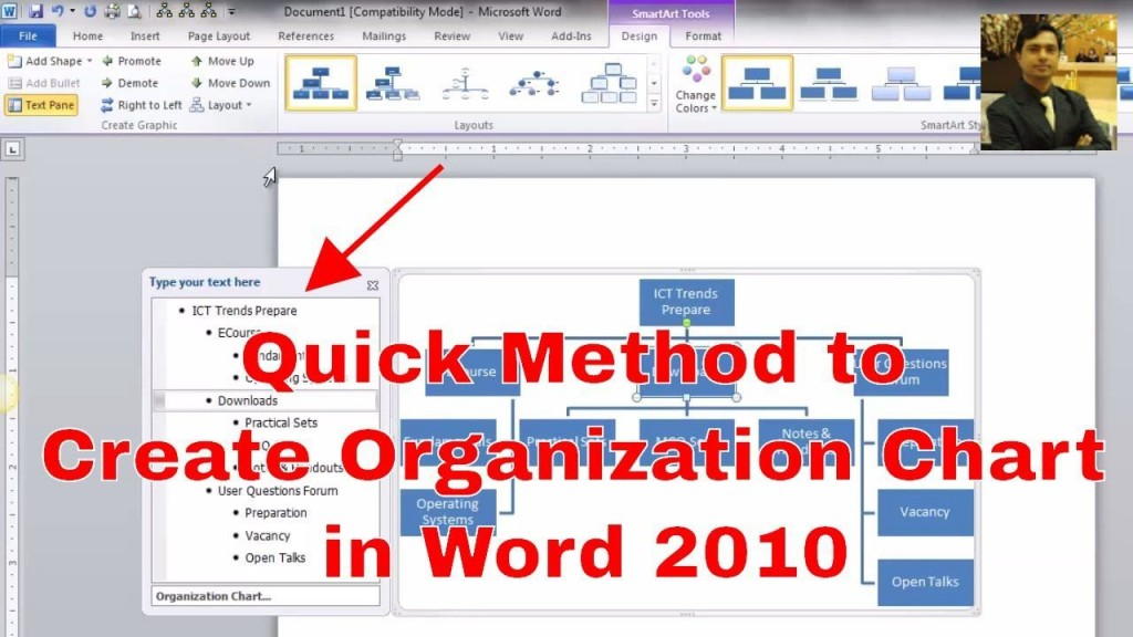 003 Unusual Free Organizational Chart Template Excel 2010 Image Large