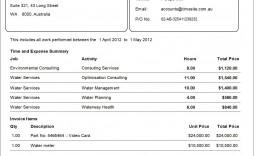 003 Unusual Free Printable Tax Invoice Template Australia Idea