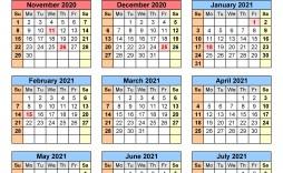 003 Unusual School Year Calendar Template High Definition  Excel 2019-20 Word