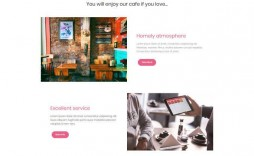 003 Unusual Simple Html Web Template Free Download Inspiration  Website With Cs Bootstrap Without