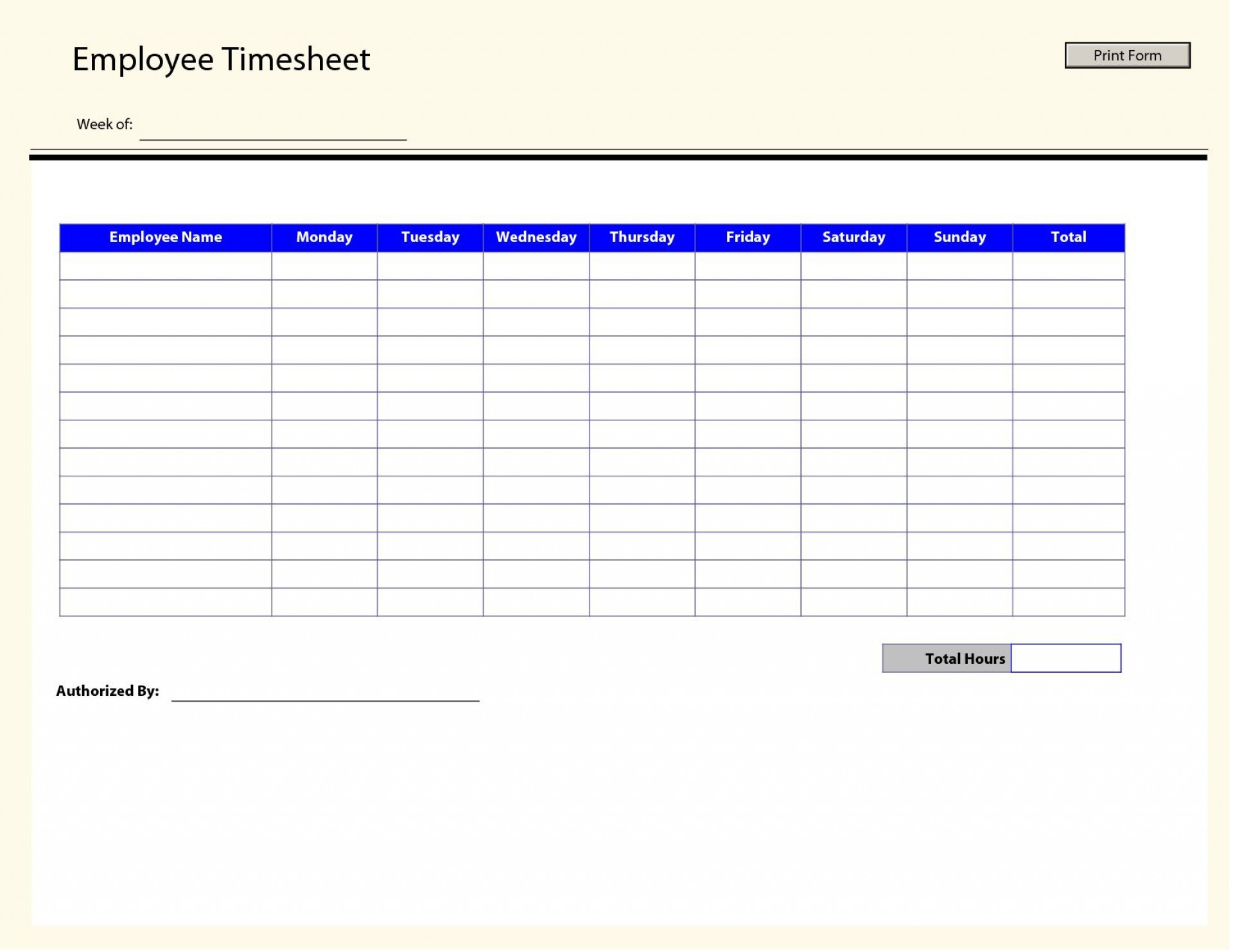 003 Unusual Time Card Template Free High Def  Calculator Excel Monthly Biweekly Timesheet1920